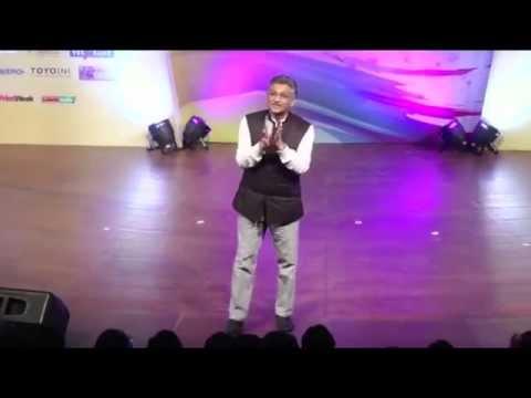 KeyNote addressed by B.S Nagesh at Print Summit 2015