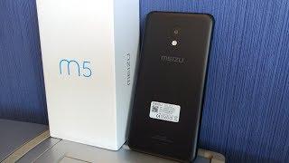 Meizu M5 Black распаковка. Международная версия meizu m5 16gb black Aliexpress