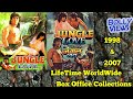 JUNGLE LOVE STORY 1998 & 2007 Movie LifeTime WorldWide Box Office Collections Verdict Hit Or Flop