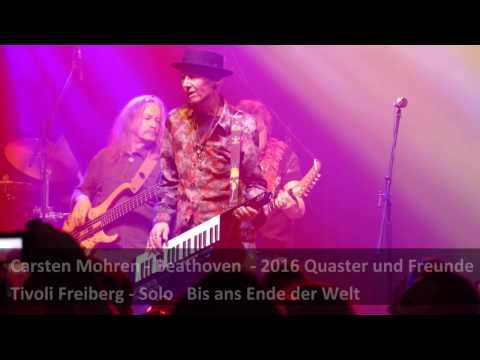 Carsten Mohren (Beathoven) Solo bei Quaster - Bis ans Ende der Welt