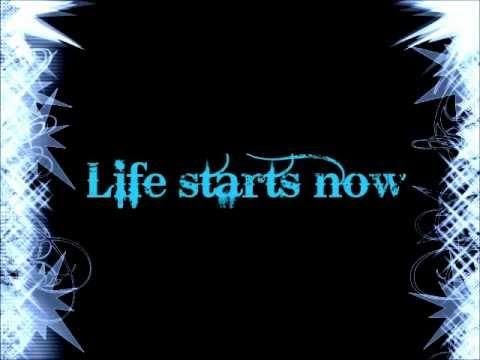 Three Days Grace- Life Starts Now (Lyrics)