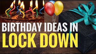 Lockdown Birthday Decoration Ideas You Can Plan At Home