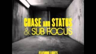 Chase Status Sub Focus (ft.Takura)-Flashing Lights (Killsonik)