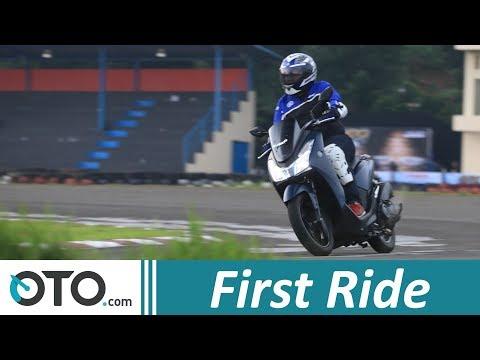 Yamaha Lexi S 125 VVA | First Ride| Sensasi Skutik 125 Seharga Rp 22,8 Juta | OTO com