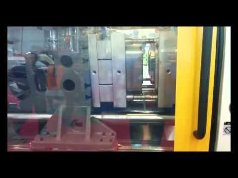 BH 200 Hızlı Seri Plastik Enjeksiyon - Plasteuasia Uygulama Videosu