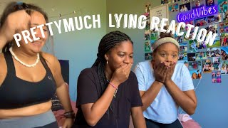PRETTYMUCH Lying (Official Video) Ft. Lil Tjay *REACTION*