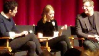 Emma Stone On Her Chemistry With Ryan Gosling And The Auditioning Process
