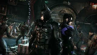 Batman: Arkham Knight (PS4) - Gameplay: Time To Go To War [1080p HD]