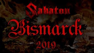 Sabaton Bismarck Lyrics English
