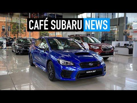 ((EN VIVO)) CAFÉ SUBARU NEWS 🔥 Novedades de la marca para el 2020 🔥