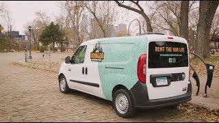 Filming Voyager Campervans in Minnesota