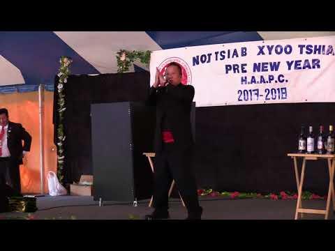 Kav Suav Thoj Ua Yees Siv Hmong Magic