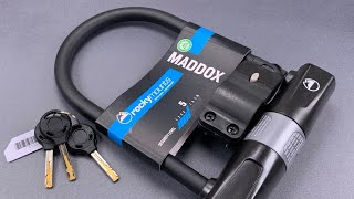 "[1019] Rocky Mounts ""Maddox"" Bike Lock Picked"