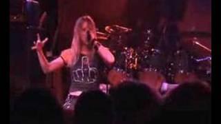 Arch Enemy - Savage Messiah (Live In Vosselaar, Song #5)