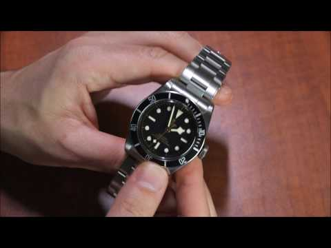 Tudor Heritage Black Bay In-House Movement Watch Review | aBlogtoWatch