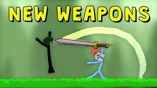 New Weapons! - A week of Game Development in Unity #9