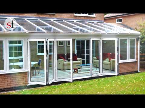 Aluminium Bi-Fold Doors: Home Improvement Heaven