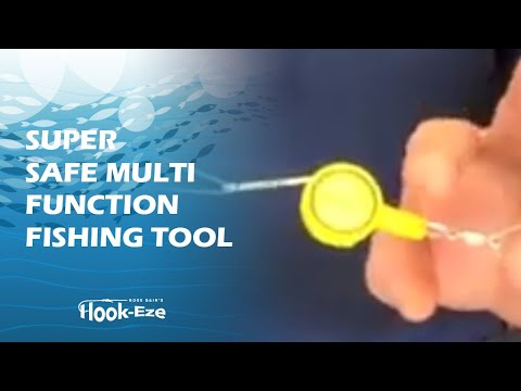 Super MULTI FUNCTION Fishing tool MUST SEE Super Safe! Suitable for ALL!