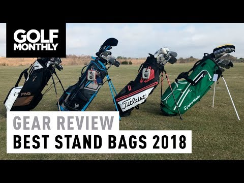 Golf Stand Bag Test 2018 | Golf Monthly