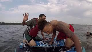 Hilarious Video!! Fun Day On The Lake  ♂️