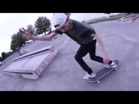 Austin, Minnesota skate trip