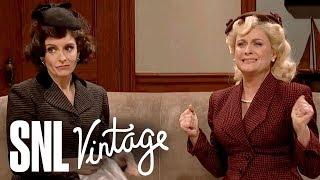 Movie Set with Tina Fey & Amy Poehler - SNL - Video Youtube