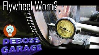 How To Machine A Flywheel