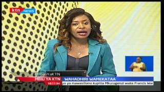 Mbiu ya KTN: Taarifa kamili na Mashirima Kapombe, Februari 17 2017