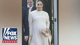 meghan markle baby gender fluid - TH-Clip