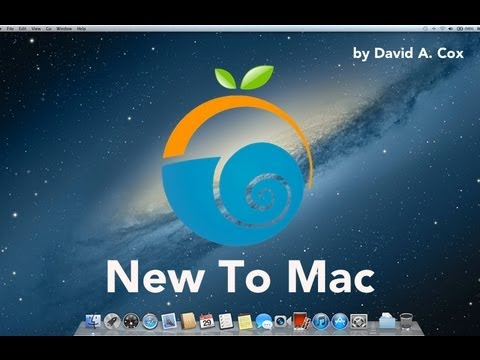 New to Mac Class - By PC Classes Online - YouTube