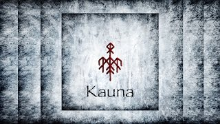 Wardruna   Kauna (Lyrics)   (HD Quality)