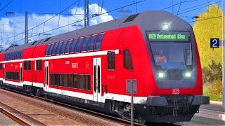 TRAIN SIMULATOR 2019 | NOTARZTEINSATZ IM ZUG! | 35336 als S6