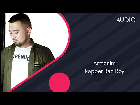 Rapper Bad Boy - Armonim | Рэпер Бэд Бой - Армоним (music version) #UydaQoling