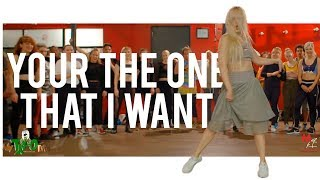 GREASE - You're The One That I Want  Choreography with Nika Kljun