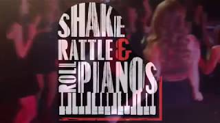 Shake Rattle & Roll Dueling Pianos Video of the Week - SHUT UP & DANCE!