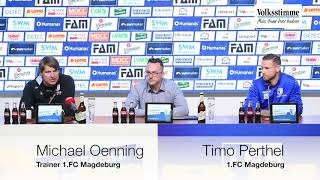FCM vor HSV-Spiel