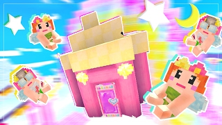 Minecraft   Sweet Dreams: Kawaii Fairy Village Ep 8