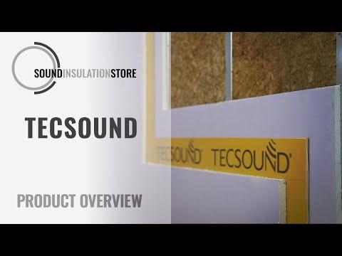 TECSOUND SY100 S100 Self Adhesive
