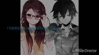Nightcore - There's nothing holding me back