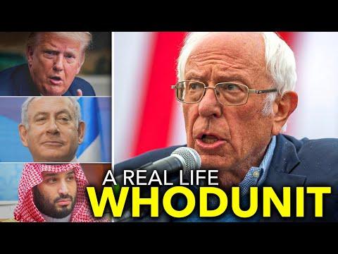 Bernie Sanders Warns of Effort to Sabotage U.S.-Iran Diplomacy
