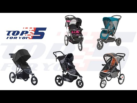Top 5 Best Jogging Strollers of 2017 – 2018
