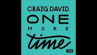 One More Time - Craig David