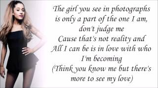 Ariana Grande - You Don't Know Me (with Lyrics)
