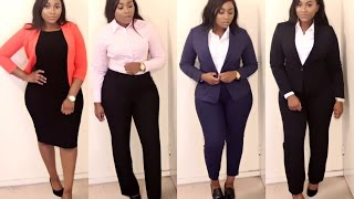 Lookbook: Interview Outfits