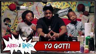 Yo Gotti: What is the Art of Hustle? | Arts & Raps