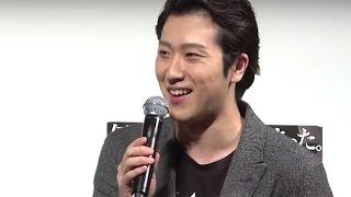 尾上松也、悪女は苦手「すぐだまされる」DVD「GOTHAM/ゴッサム」リリース記念イベント3#MatsuyaOnoe#event