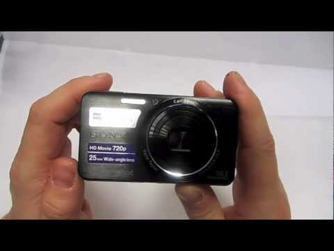 Sony Cyber-shot digital Camera DSC-W630 Review uk