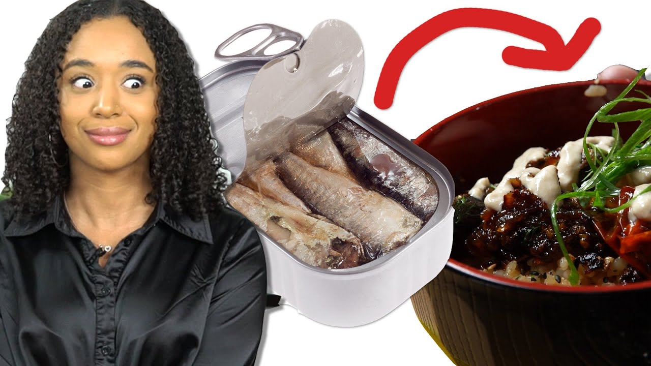Can Chefs Make Sardine-Haters Change Their Minds? thumbnail
