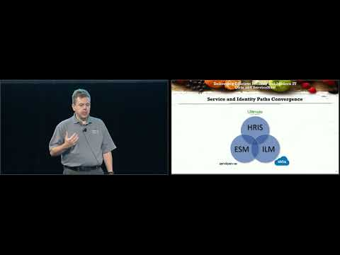 Oktane18: ServiceNow and Okta Deliver Efficient Security and Modern IT