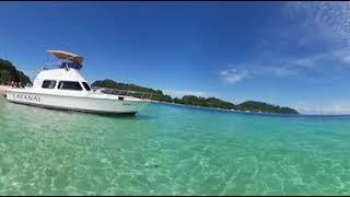 Остров Koh Rok Noi (Таиланд)